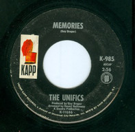 The Unifics - Memories / It's A Groovy World!
