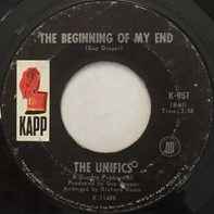 The Unifics - The Beginning Of My End / Sentimental Man