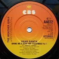 The Weather Girls - Dear Santa (Bring Me A Man This Christmas)