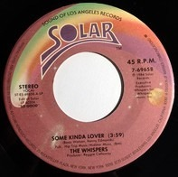 The Whispers - Some Kinda Lover