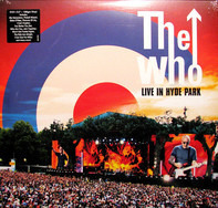 The Who - Live In Hyde Park-Lp+dvd-