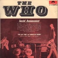 The Who - The Last Time / Under My Thumb