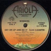 The Winners - Get On Up And Do It
