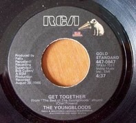 The Youngbloods - Get Together / Darkness, Darkness