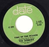 The Zombies - Time of the Season