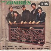 The Zombies - Tell Her No EP