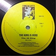 The 45 King - The King Is Here