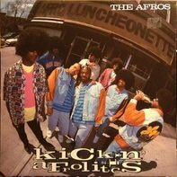 The Afros - Kickin' Afrolistics