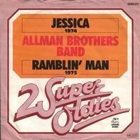 The Allman Brothers Band - Jessica / Ramblin' Man