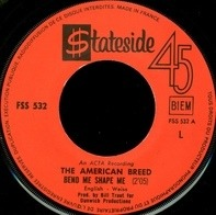 The American Breed - Bend Me, Shape Me / Mindrocker