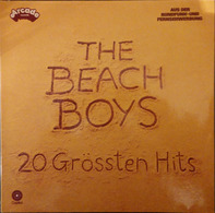 The Beach Boys - 20 Grössten Hits
