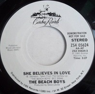 The Beach Boys - She Believes In Love Again