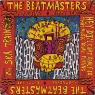 The Beatmasters Featuring Betty Boo - Hey DJ / I Can't Dance (To That Music You're Playing)
