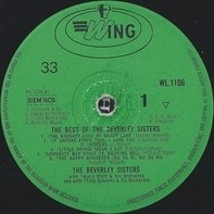 The Beverley Sisters - The Best Of The Beverley Sisters