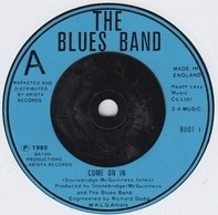 The Blues Band - Come On In