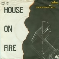 The Boomtown Rats - House On Fire