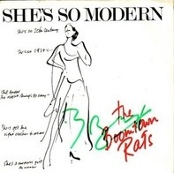 The Boomtown Rats - She's So Modern