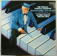 Arthur Fiedler, Boston Pops, Peter Nero - The World's Favorite Gershwin