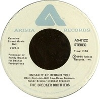 The Brecker Brothers - Sneakin' Up Behind You