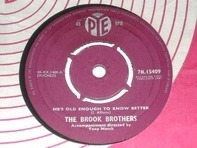 The Brook Brothers - He's Old Enough To Know Better