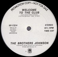 The Brothers Johnson, Brothers Johnson - Welcome To The Club