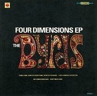The Byrds - Four Dimensions E.P.