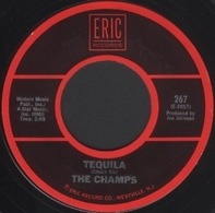 The Champs / Jørgen Ingmann - Tequila / Apache