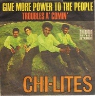 The Chi-Lites - (For God's Sake) Give More Power to the People