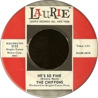 The Chiffons - He's So Fine / Oh My Love