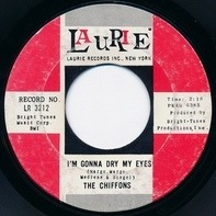 The Chiffons - I Have A Boyfriend / I'm Gonna Dry My Eyes