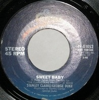The Clarke/Duke Project - Sweet Baby / Never Judge A Cover By Its Book