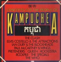 The Clash, Elvis Costello a.oq - Concerts For The People Of Kampuche.