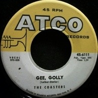 The Coasters - Gee, Golly / Dance!