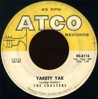 The Coasters - Yakety Yak / Zing! Went The Strings Of My Heart