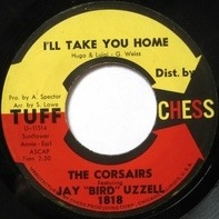 The Corsairs - I'll Take You Home / Sittin' On Your Doorstep