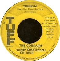 The Corsairs - Smoky Places / Thinkin'