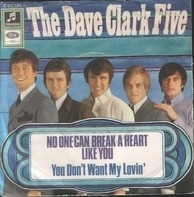 The Dave Clark Five - No One Can Break A Heart Like You