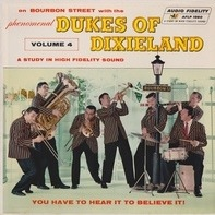 The Dukes Of Dixieland - On Bourbon Street With The Dukes Of Dixieland, Volume 4