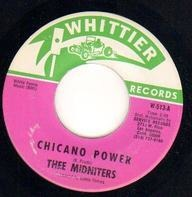 Thee Midniters - Chicano Power / Never Going To Give You Up