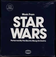 The Electric Moog Orchestra - Music From Star Wars