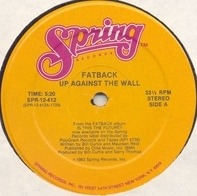 The Fatback Band - Up Against The Wall