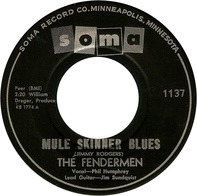 The Fendermen - Mule Skinner Blues / Torture
