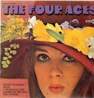 The Four Aces Featuring Al Alberts - The Four Aces