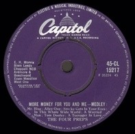 The Four Preps - More Money For You And Me - Medley