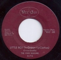 The Four Seasons - Little Boy (In Grown Up Clothes)