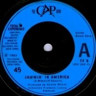 The Gap Band - Jammin' In America / Burn Rubber On Me