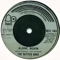 The Glitter Band - Alone Again