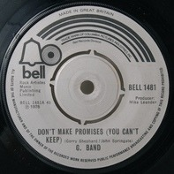 The Glitter Band - Don't Make Promises (You Can't Keep)