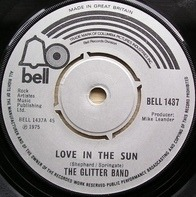 The Glitter Band - Love In The Sun