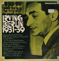 The Great British Dance Bands - Play The Music Of Irving Berlin 1931-39